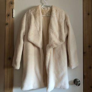 Fashion Nova faux fur coat